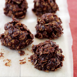 Dark Chocolate & Oat Clusters