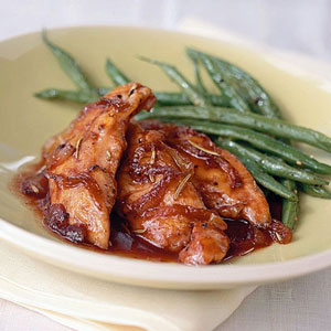 Caramelized Onion Chicken
