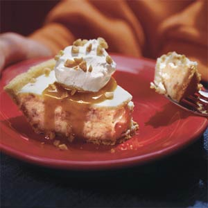 Pralines-and-Cream Cheesecake