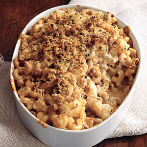 Macaroni and Cheese with Cauliflower