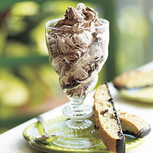 Hazelnut Mousse Crunch