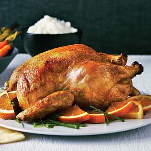 Best Brined Roast Chicken