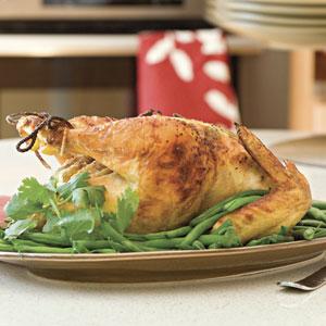 Savory Baked Chicken