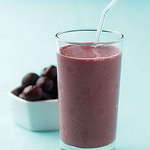 Cherry-Almond Smoothie