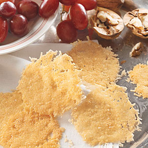 Parmesan Crisps