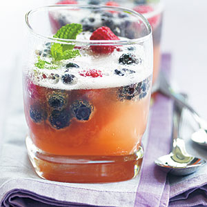 Italian Berry Float
