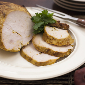 Cuban Style Roast Turkey Breast