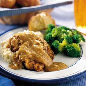 Chicken-Fried Steak