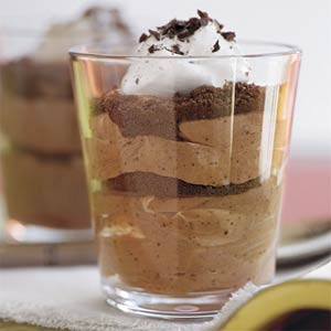 Chocolate Parfaits