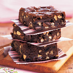 Kitchen Sink Brownies