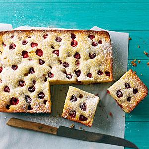 Buttery Raspberry Lemon Cake