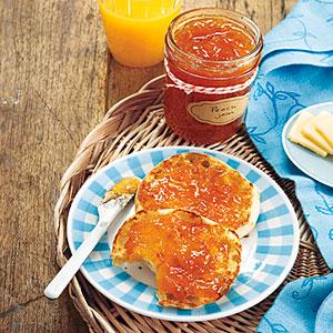 Peach Cinnamon Jam