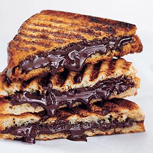 Chocolate Panini
