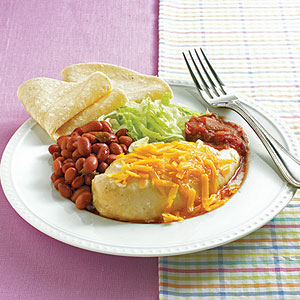 Mexican Crock-Pot Chicken