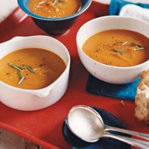 Pumpkin-Leek Soup