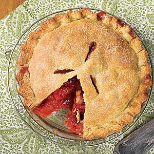Apple-Raspberry Pie