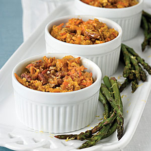 Sweet Vegetable Kugel