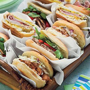 Italian-Style Sandwiches
