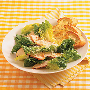 Grilled Chicken Caesar
