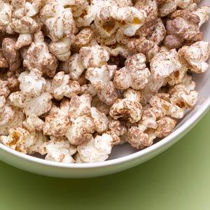 Cocoa-Cayenne Popcorn
