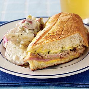 Cuban Pork Sandwiches