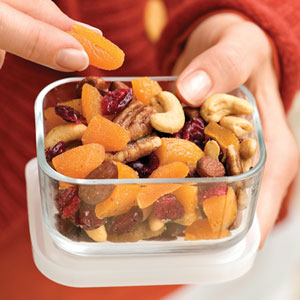 Healthful Fruit-and-Nut Mix