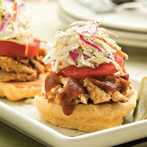 Assemble-Your-Own Barbecue Stacks
