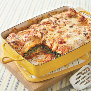 Weeknight Ravioli Lasagna