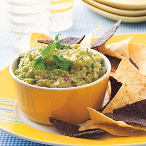 Grilled Jalapeño Guacamole