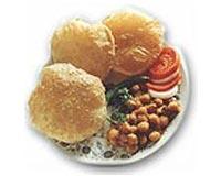 Singhare Ki Puri Recipe