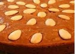 Badam Cake Recipe