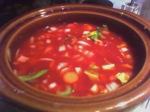 Love My Veggie Soup