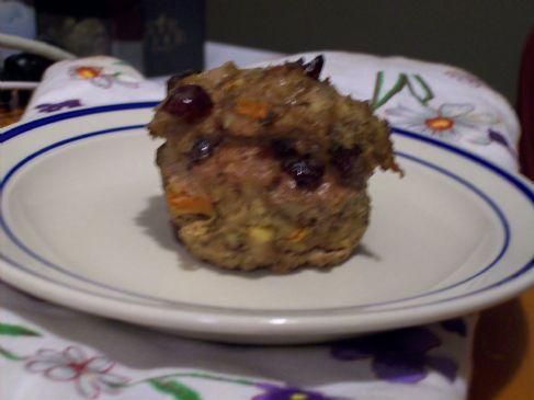 Turkey muffins