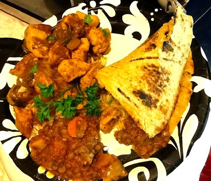 Ferber's Authentic Chicken Vindaloo