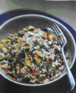 Minted Rice and Pistachio Salad (CPS 490)