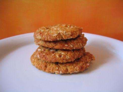 Anzac Biscuit (an Australian favourite)