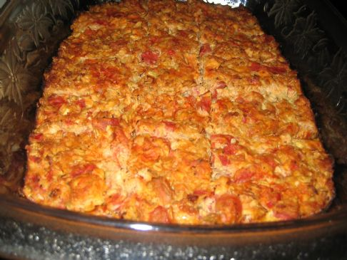 Healthy Tuna/Salmon Casserole
