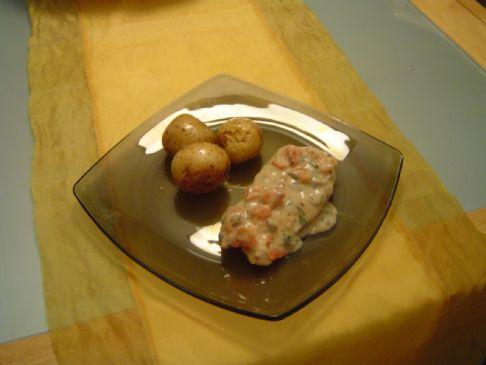Chili Roast Potatoes