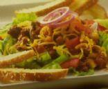 Healthy Cheeseburger Salad
