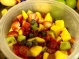 May 23rd Tropical Fruit Salad