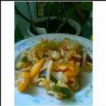 Shredded Potato W/veges