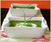Spinach & Ginger Soup