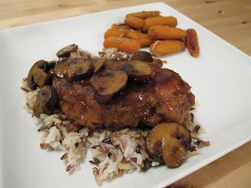 Chicken Marsala (2)