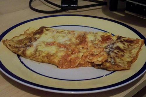 3 Egg Cheese Omelette