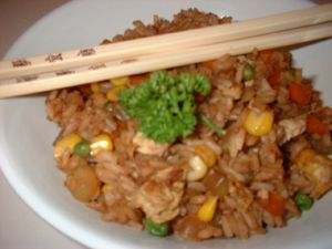 Not Fried Rice