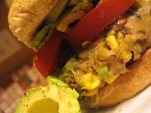 Earth Burgers