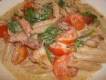 BLT Penne Pasta Toss