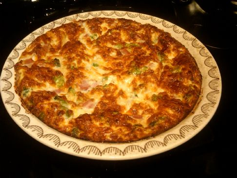Low-Carb Crustless Quiche