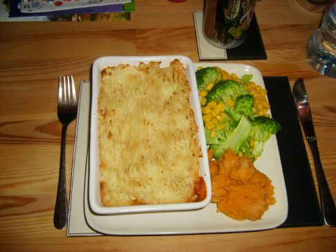 Shepherds Pie Mix (no potatoes) (145 CPS)
