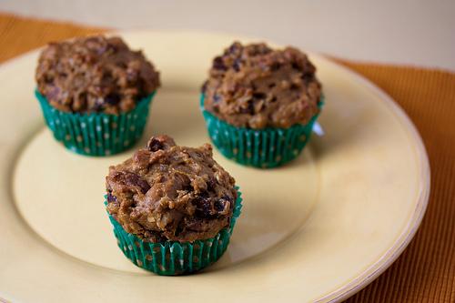 Hearty Vegan Muffins